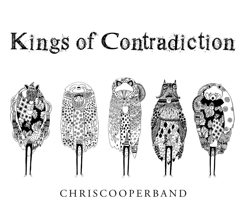 Kings of Contradiction Album Cover