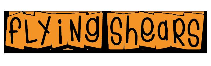Flying Shears logo
