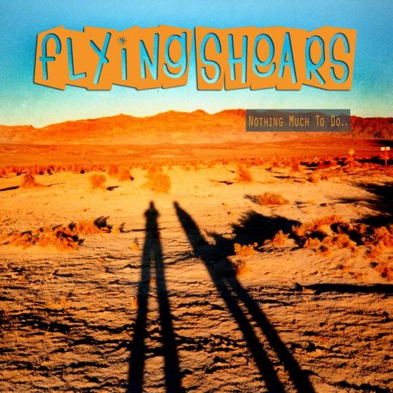 Flying Shears album cover