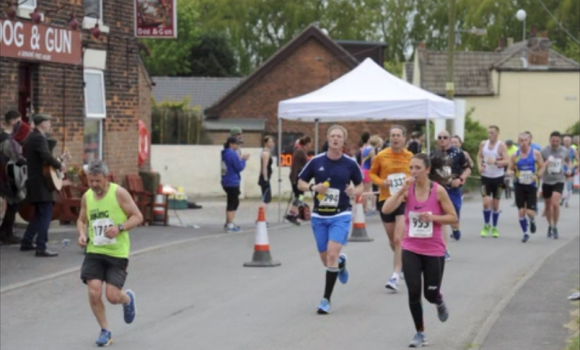 North Lincs Half Marathon - CCB