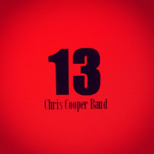 Cover Art for 13 Single release