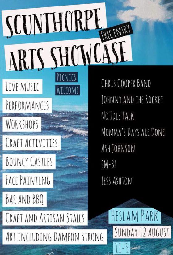 Scunthorpe Arts Showcase 18