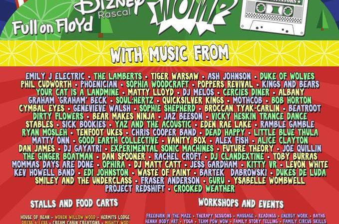 Festival 8 Poster