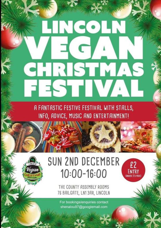 Lincoln Vegan Christmas Festival18