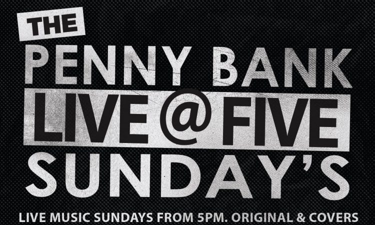 Penny Bank Live at Five