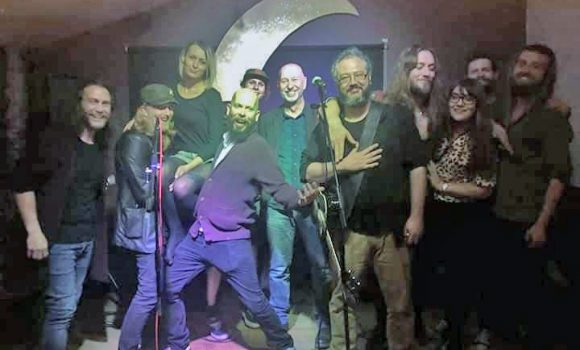 Folk Night Live 2019 - Haggler's Corner Sheffield