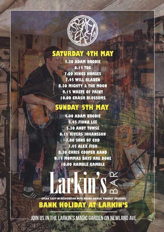 Larkin's in Hull