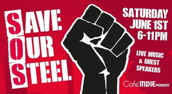 save our steel 2019