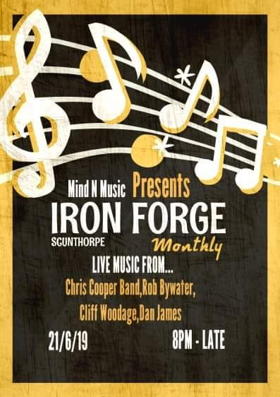 Iron Forge 21st June 19
