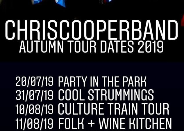 CCB Autumn Tour Dates 19
