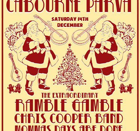 Christmas at Cabourne Parva