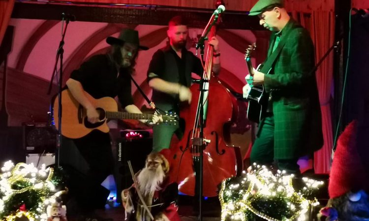 ChrisCooperBand at Cabourne Xmas 19