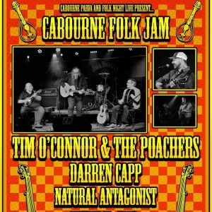 Cabourne Folk Jam April 2020