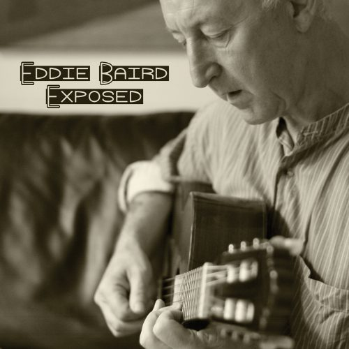 Eddie Baird Exposed CD Cover