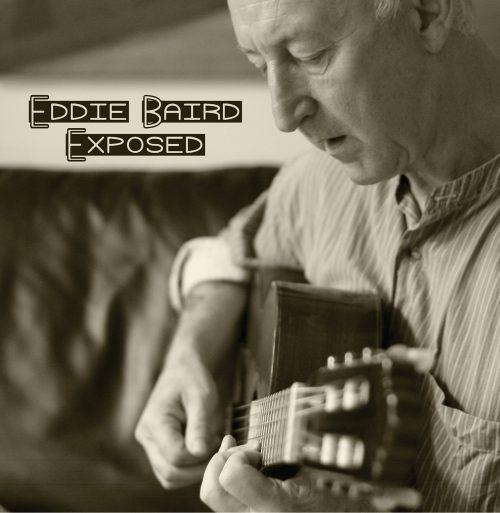 Eddie Baird Exposed CD Cover