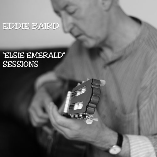 Eddie Baird Elsie Emerald Sessions Cover