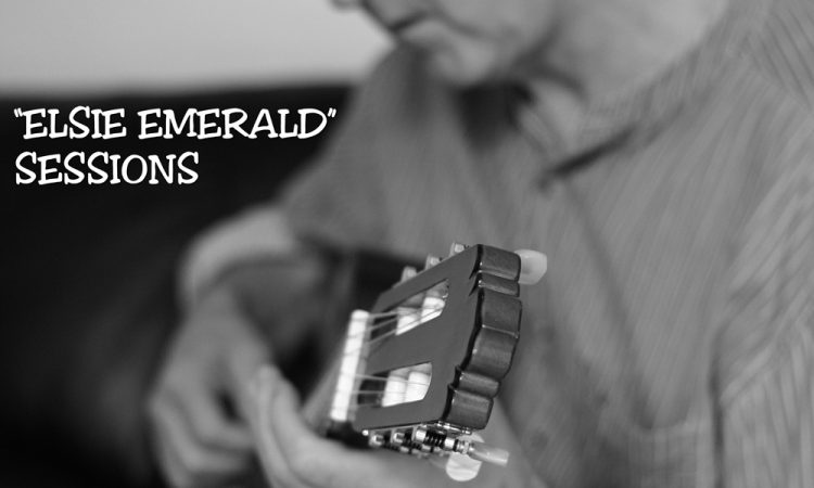 Eddie Baird Elsie Emerald Sessions Cover